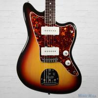 Vintage 1966 Fender Jazzmaster Electric Guitar 3 Color Sunburst
