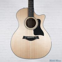 2016 Taylor 314ce Grand Auditorium Acoustic Electric Guitar Natural