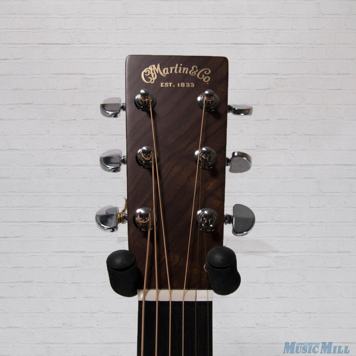 Martin Custom Shop D-28 Ambertone Dreadnought Acoustic Guitar Wild Grain Thin Finish