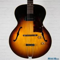 Vintage 1959 Gibson ES-125T Hollowbody Electric Guitar Sunburst