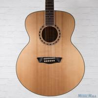 Washburn WJ40S Jumbo Acoustic Guitar Natural