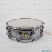 DW Collectors Series 14x5 Snare Drum White Marine