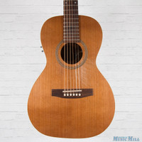 Seagull S Grand Parlor Acoustic Electric Guitar Natural