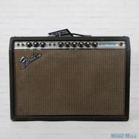 1971 Fender Deluxe Reverb Tube Guitar Combo Amp