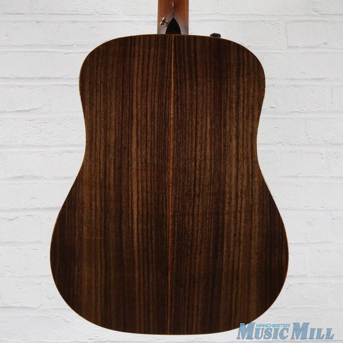 2016 Taylor 710e Dreadnought Acoustic Electric Guitar Western Sunburst