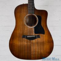 2017 Taylor 220ce-K DLX Dreadnought Acoustic Guitar Koa