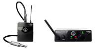 AKG WMS40 Mini Single Instrument Wireless Microphone System