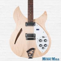 Rickenbacker 330/12 Semi-Hollow Electric Guitar Mapleglo