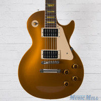 2003 Gibson Les Paul Classic Electric Guitar Copper Top