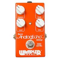 Wampler Faux Analog Echo Delay Guitar Effect Pedal