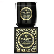 VOLUSPA - Crisp Champagne Maison Glass Jar Candle -12 oz.