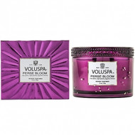 VOLUSPA - Perse Bloom Glass Jar Candle  11oz