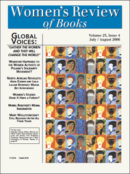 Women's Review of Books Volume 23, Issue 4