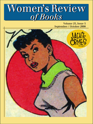 Women's Review of Books Volume 25, Issue 5