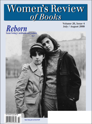 Women's Review of Books Volume 26, Issue 4