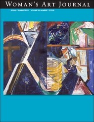 Woman's Art Journal Volume 34 Number 1
