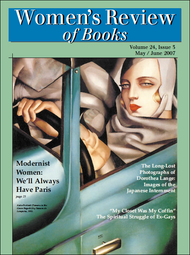 Women's Review of Books Volume 24, Issue 3 (PDF)