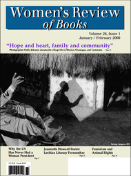 Women's Review of Books Volume 26, Issue 1 (PDF)