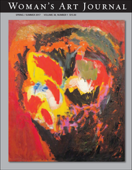 Woman's Art Journal Volume 38, Number 1 (PDF)