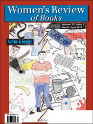 Women's Review of Books Volume 32, Issue 2