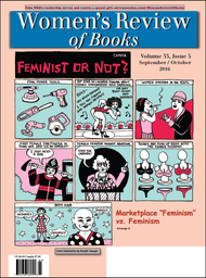 Women's Review of Books Volume 33, Issue 5