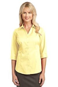 Ladies 3/4-Sleeve Blouse
