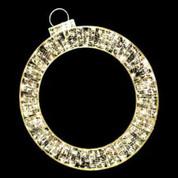Globall 21st Century 2D Rings - 7.5 feet