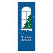 Tree In Window Banner