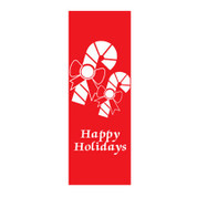 Town Crier Candy Canes Banner