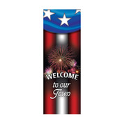Welcome Celebration Banner