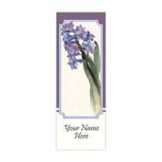 Watercolor Hyacinth Banner