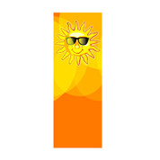 Sunny Sunglasses Banner