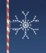 Silhouette Snowflake