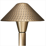 Advantage Lightsource Luna Jardin Shade (Copper) Path Light ADV-AP-08C, Great for lighting for sidewalks and walk ways, as well as lighting your flower beds for night time viewing.