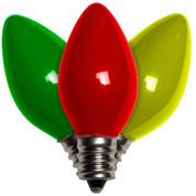 Opaque C7 Bulbs