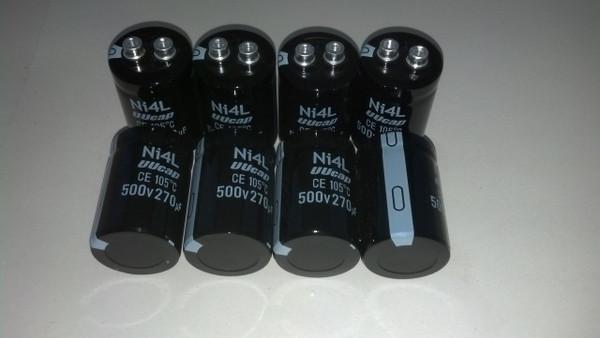 500v/270uf capacitor  Ni4L Antenna & Electronics