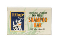 DERMagic Lemongrass Shampoo Bar with Neem Oil
