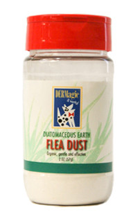 DERMagic Flea Dust - Diatomaceous Earth
