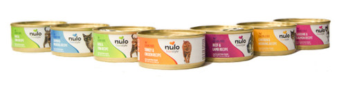 Nulo Wet Cat Food