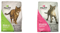 Nulo 5 lb Assorted Dry Cat Food