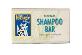 DERMagic Rosemary Shampoo Bar