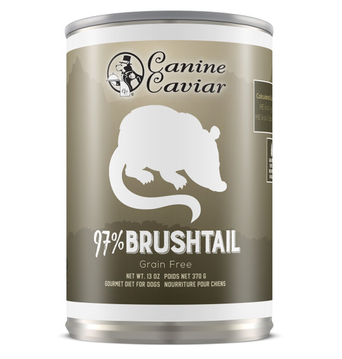 Gourmet Canned Brushtail