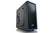 Deepcool TESSERACT BF Mid Tower Computer Case (Black)