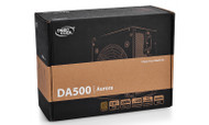 Deepcool Aurora DA500 80+ Bronze Certified Power Supply 500W