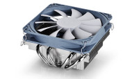 Deepcool Gabriel Low Profile CPU Cooler For HTPC MicroATX Mini ITX 120mm Fan For Intel & AMD CPU Upto 95/100W