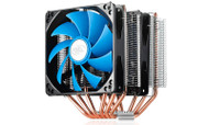 Deepcool NEPTWIN V2 Twin Tower 6 Heat Pipe Twin 120mm PWM Fan Universal CPU Cooler