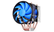 Deepcool Frostwin V2.0 Twin Tower 4 Heat Pipe Twin 120mm Fan Universal CPU Cooler