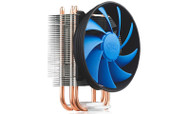 Deepcool Gammaxx 300 Tower Type 3 Heat Pipe 120mm PWM Fan Universal CPU Cooler