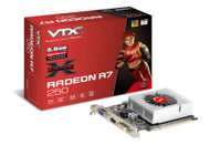 VTX3D Radeon X-Edition R7 250 1GB GDDR5 Graphic Card