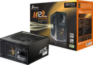 Seasonic M12II-620 EVO M12II Series 620W Modular Power Supply with 80+ Bronze Certification
